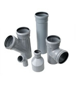 Фитинги для канализационных труб