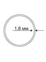 Толщина 1,8 мм