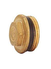 Пробка для коллектора с герметичной прокладкой R592DY004 Giacomini