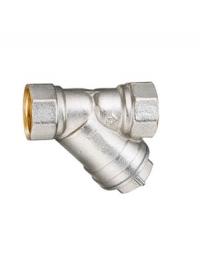 Фильтр механической очистки, никелированный Calore