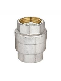 Клапан обратный с латунным сердечником Calore